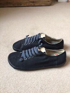 Camper Man Shoes Size 8 Black