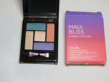 Avon Maui Bliss Mark Hawaii Five-Oh! Eye Shadow Compact 0.09 oz total NOS ;;