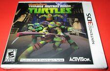 Teenage Mutant Ninja Turtles  3DS  Factory Sealed! Free Shipping!!