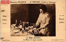 CPA Restaurant Fillioux - D. Frechin - Gendre et Successeur (368126)