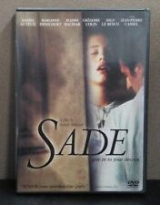 Sade    (DVD)     LIKE NEW
