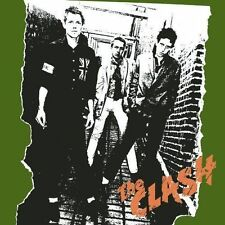 THE CLASH The Clash (UK Version) CD BRAND NEW S/T Self-TItled