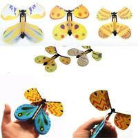 5xMagic Flying Butterfly Trick Prank Butterflies Out Of Wedding Anniversary Card
