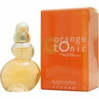 1 oz ORANGE TONIC by Azzaro Eau de toilette EDT 30ml Women Fragrance RARE