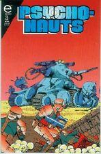 Psychonauts # 3 (of 4) ( Motofumi Kobayashi)(USA, 1993)