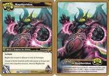 Magtheridon(enchainé) - Raid 1/43 - Rare NM WoW Magtheridon's Lair Treasure-FR