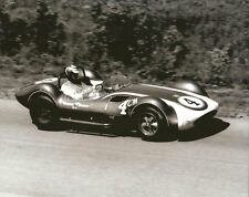 Vintage 8 X 10 1963 Road America Winner Heuer Chaparral Auto Racing Photo