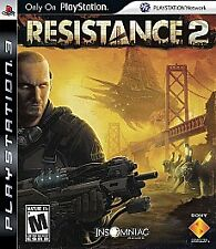 Resistance 2 PlayStation 3 PS3