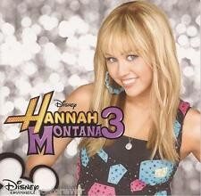 MILEY CYRUS etc - Hannah Montana 3: Songs From The Hit TV Series (UK CD Album)