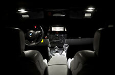 BMW 5 Series E60 Interior LED Bulbs Kit - WHITE XENON LIGHTS BULBS INTERIOR