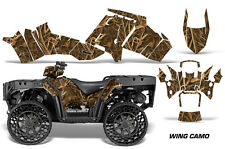 Polaris Sportsman WV850 ATV Graphic Kit Wrap Quad Accessories WV Decal WING CAMO