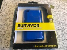 Griffin Survivor Skin Protective Case for iPod Touch 4th