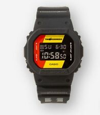 NEW Casio G-SHOCK x The HUNDREDS DW5600HDR-1 | BLACK RED YELLOW | Digital Watch