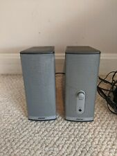 Bose Companion 2 Series II Multimedia Speaker System - Graphite-Free Shipping