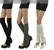 Unbranded Woolen Leg Warmers for Women