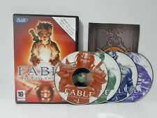 Fable The Lost Chapters (PC) Region Free Complete Excellent Condition RPG J2L