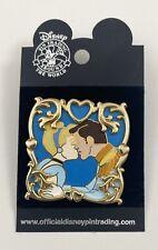 "Disney Cinderella Kissing Prince Charming ""The Kiss"" Pin 26362 NEW"