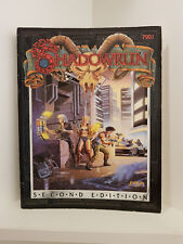 Shadowrun: Core Rulebook Second Edition, RPG, Fasa, Softcover