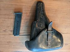 walther p38 holster with magazine 1946