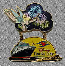 Started With Walt DISNEY Pin LE 250 - Tinker Bell & Cruise Line Artist Choice