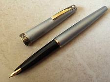 Stylo plume vulpen fountain pen fullhalter SHEAFFER 620 XG 18k nib writing 鋼筆