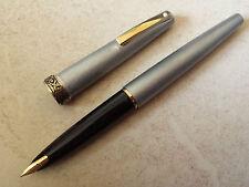 Stylo plume vulpen fountain pen fullhalter SHEAFFER 620 XG 18k nib writing 鋼筆