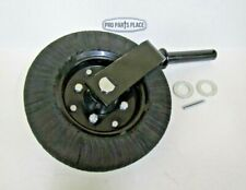 BUSH HOG, LAND PRIDE, ALAMO, WOODS, HARDEE HEAVY DUTY TAIL WHEEL ASSEMBLY 1-1/2""