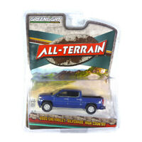 Greenlight 35170-F Chevrolet Silverado High Country blau - All Terrain 1:64 NEU°