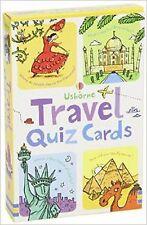 Travel Quiz (Usborne Quiz Cards)