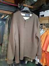 Mens Indigo Fatigues Sweater 2 Xl