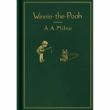 Winnie-the-Pooh: Classic Gift Edition - Hardback (19 Sep 2017) NEW Shepard, Erne