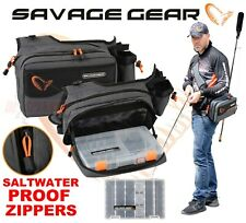 Savage Gear Lure Fishing SLING SHOULDER BAG FREE BOX Specialist System Tackle