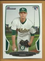 Sonny Gray RC 2013 Bowman Draft Picks Rookie Card # 7 Oakland A's Reds Baseball