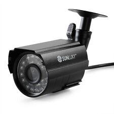 700TVL Security Surveillance Camera Day Night Vision Waterproof Outdoor CMOS