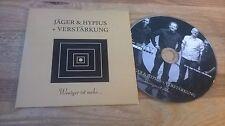 CD Indie Jäger & Hypius + Verstärkung - Weniger ist mehr (5 Song) TIMEZONE cb