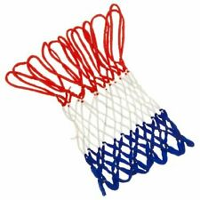 Basketball Net NBA Logo Style Heavy Duty Red White Blue All-Weather Outdoor New!