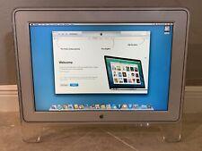 "Apple 22"" Cinema Display monitor M8058 DVI or ADC includes original box"