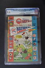 RICHIE RICH CASPER WENDY NATIONAL LEAGUE #1 1976 Houston ASTROS Variant CGC 9.6
