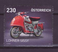 Österreich Nr.  3445  **   Oldtimer  Lohner Sissy  Motorrad