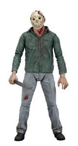 Neca Friday The 13th Part 3 Ultimate Jason 18 CM New (Ka N)