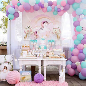 Balloon Arch Kit +Balloons Garland Birthday Wedding Party Baby Shower Decor