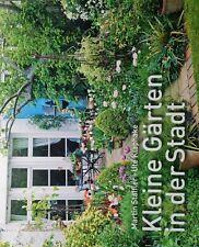 Gartenbuch für kleine Gärten