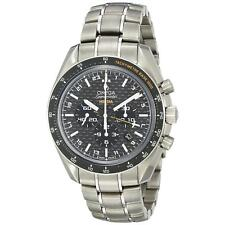 OMEGA MEN'S 44MM TITANIUM BRACELET & CASE AUTOMATIC WATCH 321.90.44.52.01.001