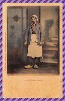 Carte postale - Ancien costume Bressan