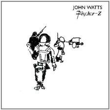 JOHN WATTS - FISCHER Z  CD NEU