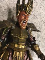 Mythic Legions Custom Head Midas Mauler