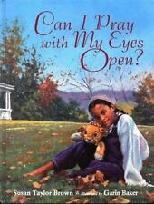 Can I Pray with My Eyes Open?-ExLibrary