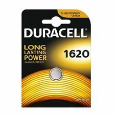 DURACELL CR1620 Bouton Lithium 3 V Blister Piles - Date 2029