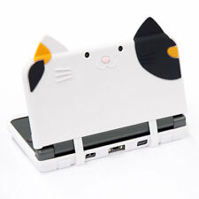 For New 3DS LL XL Cat Neko Nyan Soft Silicon Case Cover