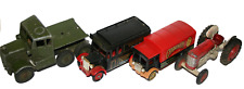 Collection of Vintage Collectors Model Commercial Vehicles Rare Antique Model Tr